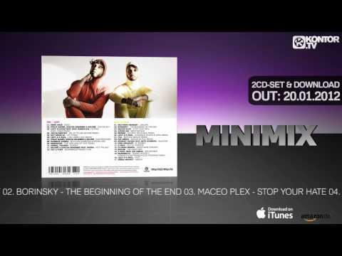 Lexy & K-Paul - Komisch Elektronisch Part 2 (Official Minimix HD)