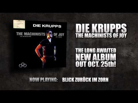 DIE KRUPPS - 01 - Blick Zurück Im Zorn (Snippet)