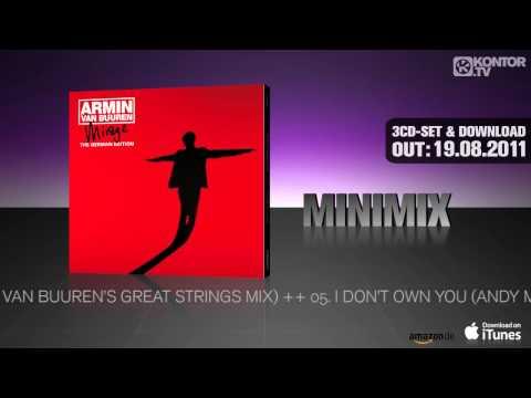 Armin van Buuren - Mirage (The German Edition) (Official Minimix)