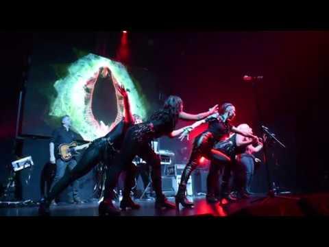 Black Nail Cabaret - Pseudopop Live Reel 2019