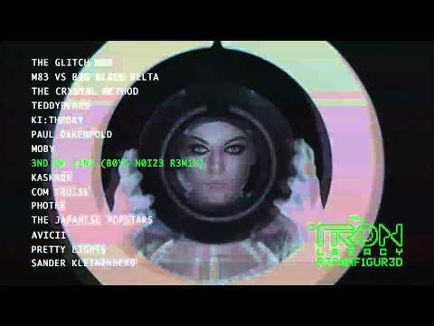 TRON: Legacy Reconfigured - Album Sampler
