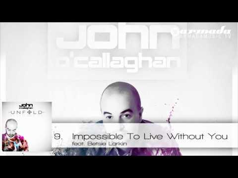 John O'Callaghan - Unfold