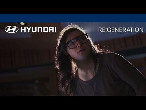 """RE:GENERATION Track: Skrillex """"Breakn' a Sweat"""""""
