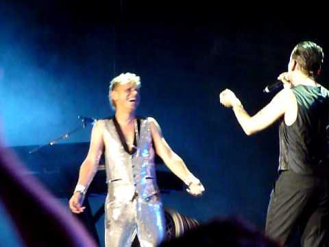 Toronto sings Happy Birthday to Martin Gore of Depeche Mode