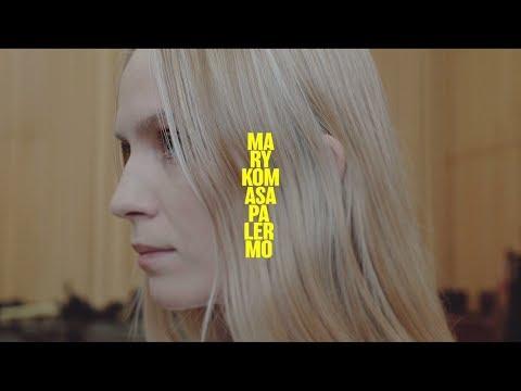 Mary Komasa - Palermo [Live Session]