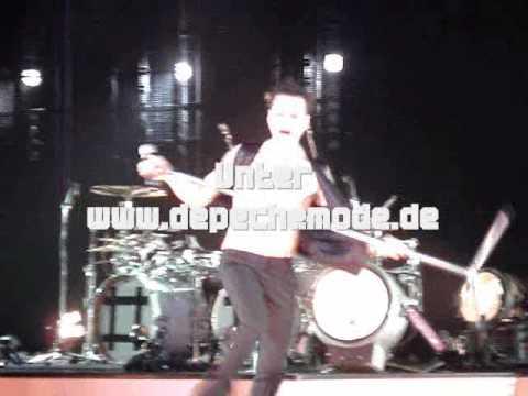 Depeche Mode Fanaktion Düsseldorf