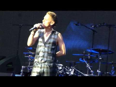 Depeche Mode Stade de France Paris JUDAS Martin Gore 15-06-2013 (HD)
