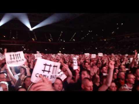 Fanaktion Düsseldorf 27.02.2010 - Depeche Mode - Personal Jesus