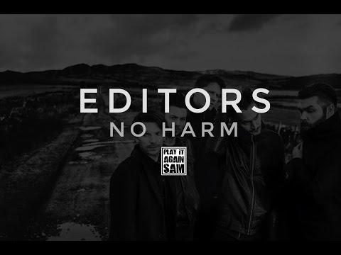 Editors - No Harm