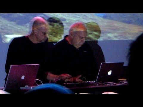 "Daniel Miller and Gareth Jones (""Sunroof"") live in Berlin 19th March 2010 (full audio)"