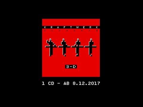 KRAFTWERK - 3-D Der Katalog (Trailer 1CD)