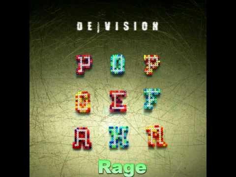De/Vision - 4TRACK POPGEFAHR MIX 2010