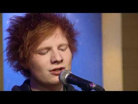 STV Entertainment - Ed Sheeran: The A Team (Live acoustic version)