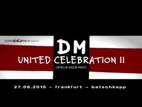 Trailer zur UNITED CELEBRATION TEIL II - Die Depeche Mode, Synthpop & 80er Party