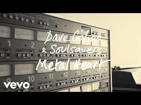 Dave Gahan, Soulsavers - Metal Heart (Official Video)