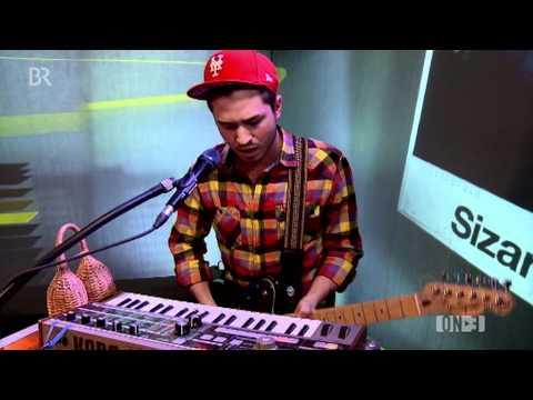 Word Up - SIZARR - live @ on3-Studio - Bayerischer Rundfunk
