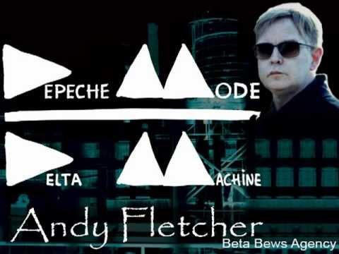 Interview: Andy Fletcher - Depeche Mode ( by Beta News Agency )