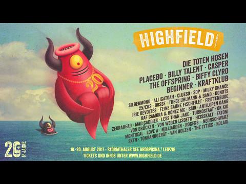 Highfield Festival 2017 | Trailer