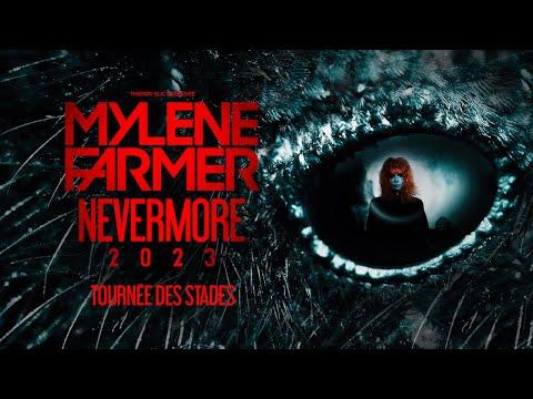 Mylène Farmer - Nevermore 2023 - Tournée des stades - Bande-annonce