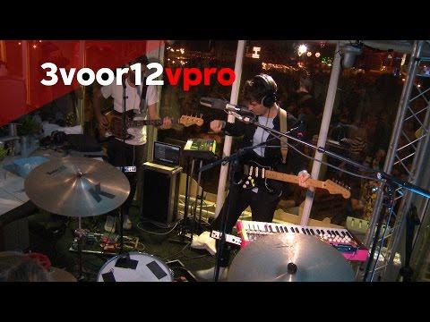 Roosevelt - Fever (live bij 3voor12 Radio)