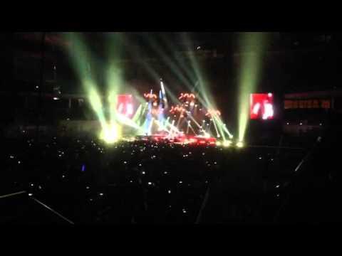 Depeche. Mode Madrid 2014