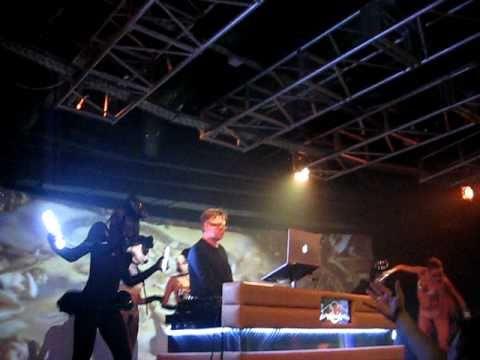 my video from Andy Fletcher DJ Set. Kiev / Ukraine. #4