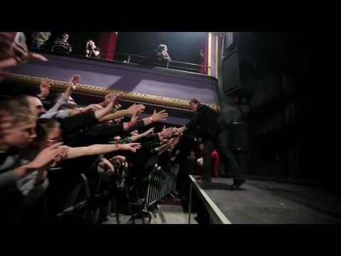 Recoil - 'A Strange Hour' Live teaser 2011