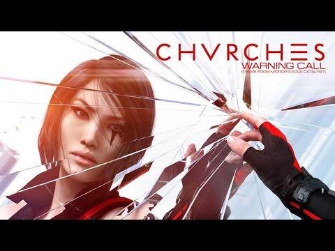 CHVRCHES - Warning Call (Lyric Video)