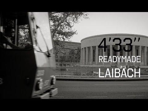 """Laibach 4'33"""""""
