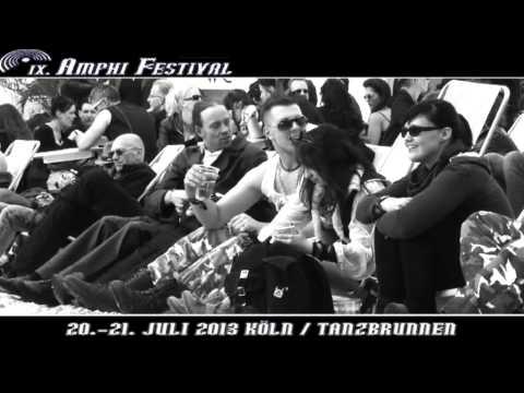Amphi Festival 2013 Programmvorschau