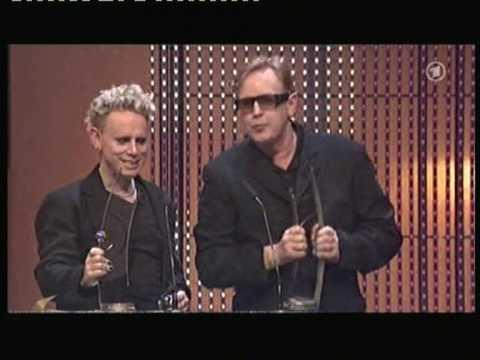 depeche mode gewinnen echo 2010