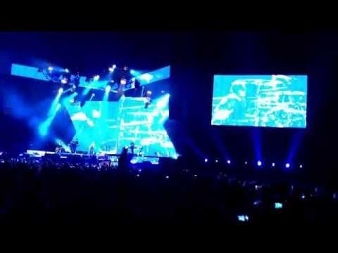 Depeche Mode - Personal Jesus - Panne in München 1. Juni 2013