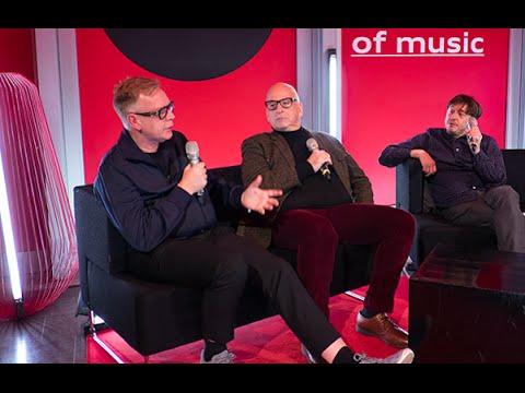 Audi_OOOO_rama Talk: Andy Fletcher and Daniel Miller