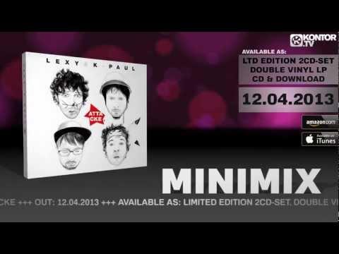 Lexy & K-Paul - Attacke (Official Minimix HD)