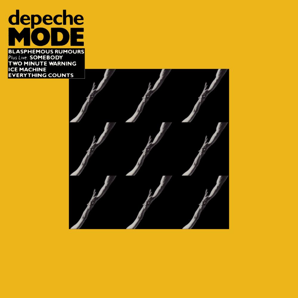 Depeche Mode: Blasphemous Rumours / Somebody