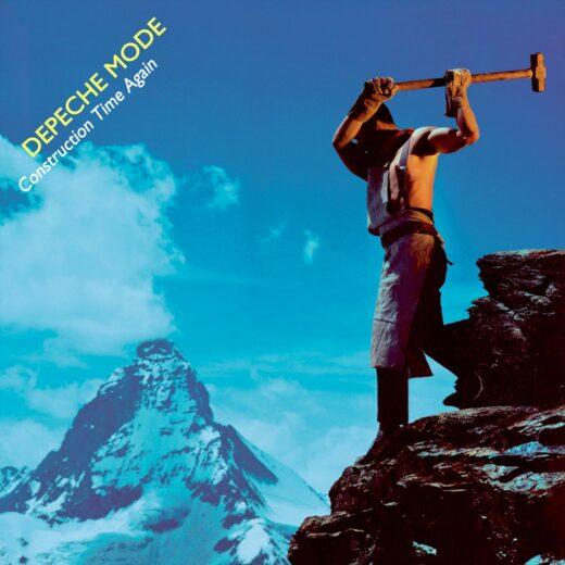 "Albumcover von ""Depeche Mode: Construction Time Again"""