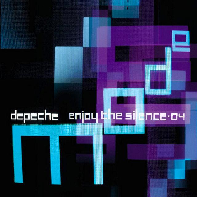 Depeche Mode: Enjoy The Silence 04