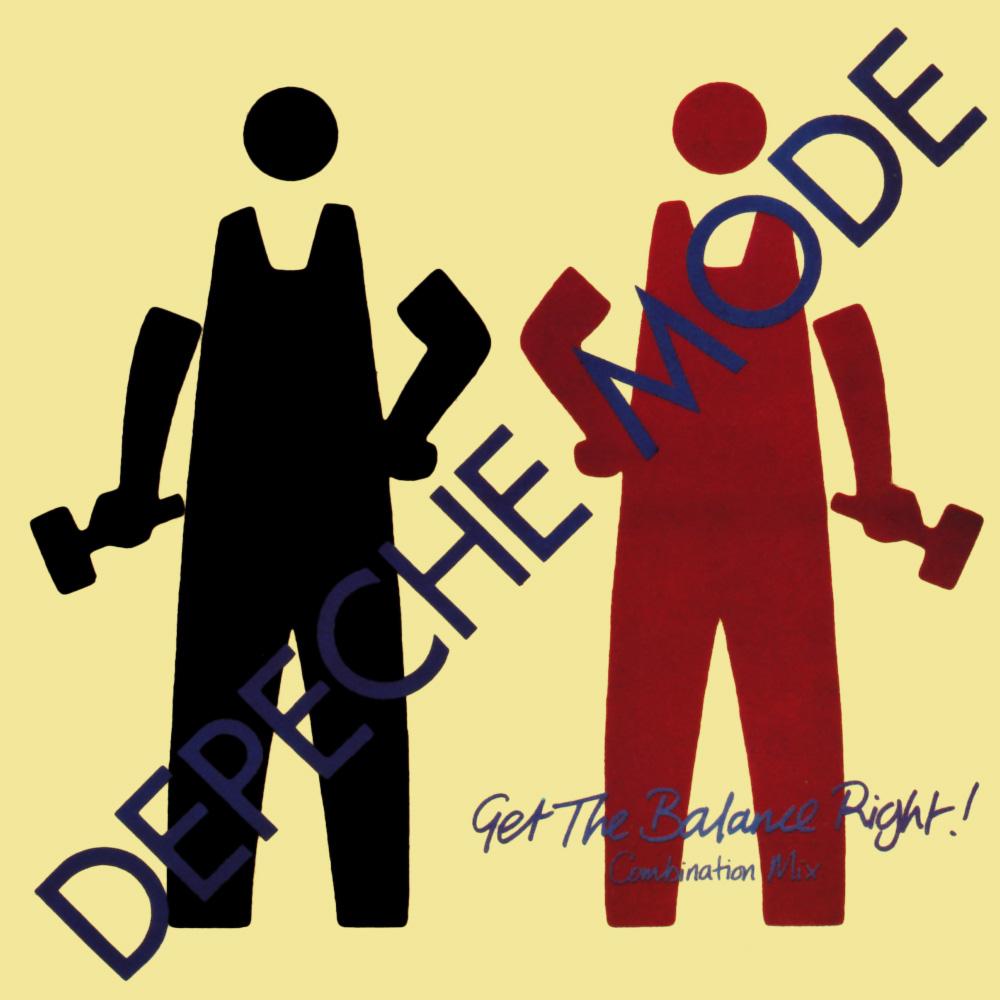Depeche Mode: Get The Balance Right!