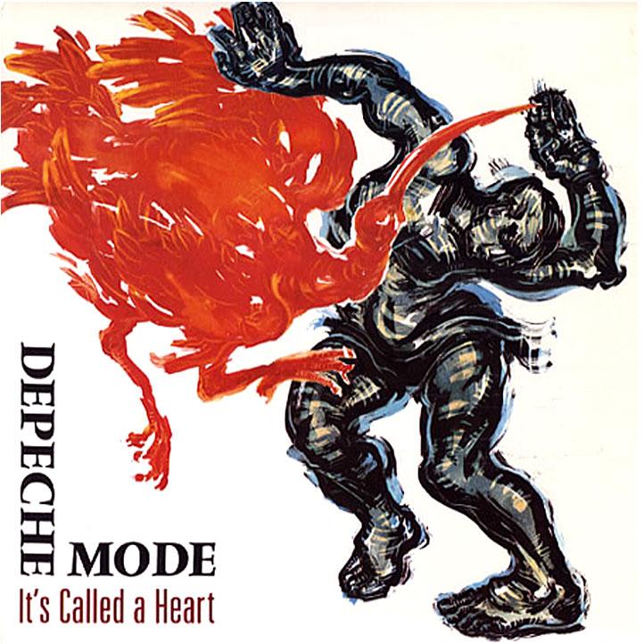 Depeche Mode: It's Called A Heart