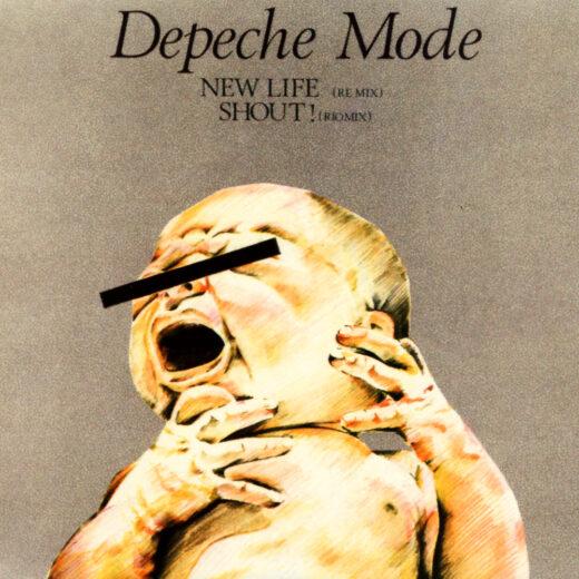 "Albumcover von ""Depeche Mode: New Life"""