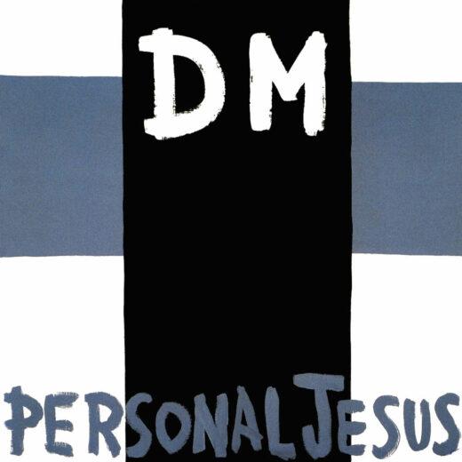 """Singlecover von """"Depeche Mode: Personal Jesus"""""""