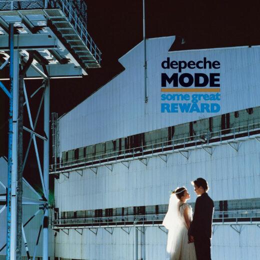 "Albumcover von ""Depeche Mode: Some Great Reward"""