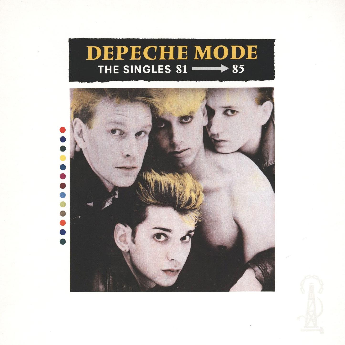 Depeche Mode: The Singles 81 - 85