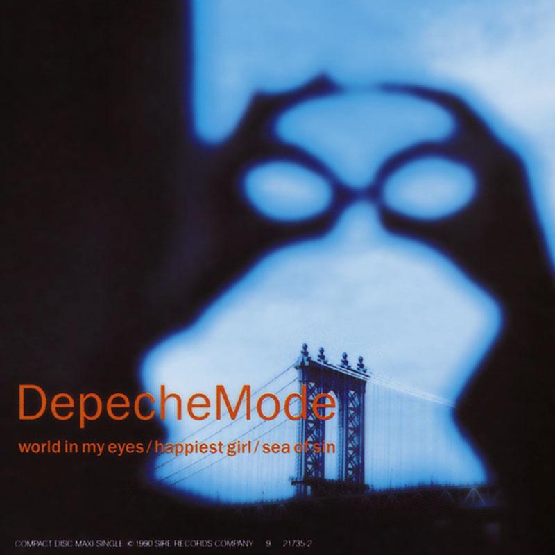 Depeche Mode: World In My Eyes