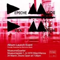 Delta Machine Launch Event in Wien