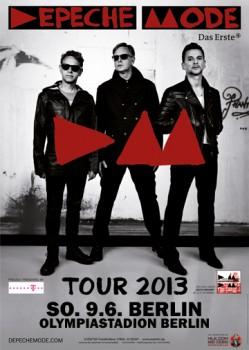 Depeche Mode Berlin 2013