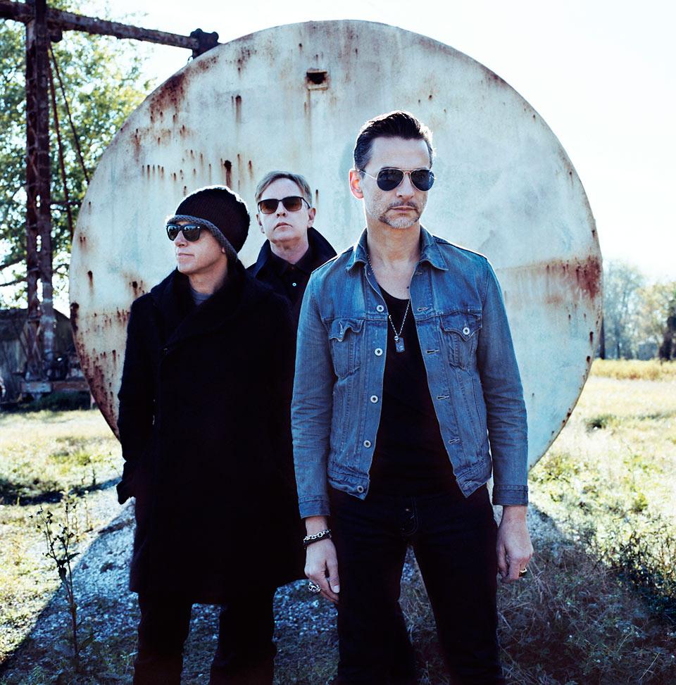 Depeche Mode 2013