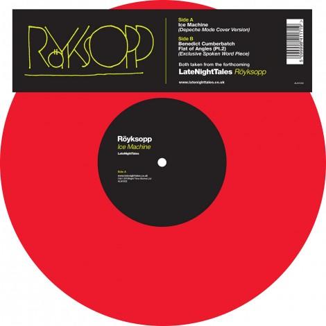 Royksopp - Ice Machine
