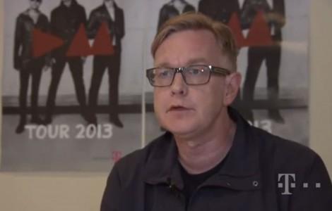 Andy Fletcher im Interview