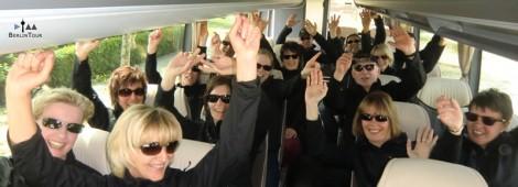 In Berlin werden Stadtrundfahrten für Depeche Mode-Fans angeboten